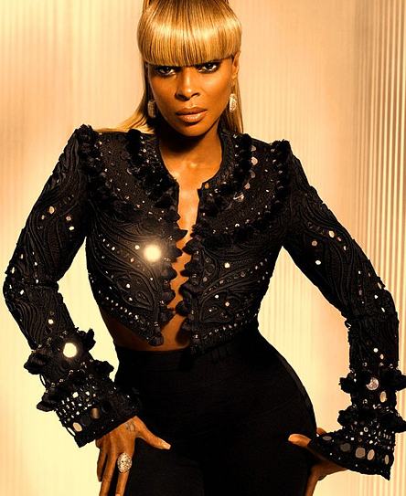 "New Video: Mary J. Blige ""Mr. Wrong"""